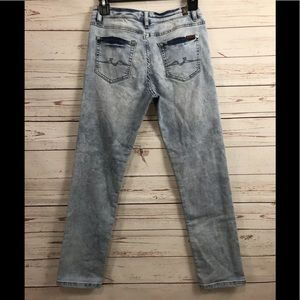 7 For All Mankind Girls 14 JOSEFINA Jeans